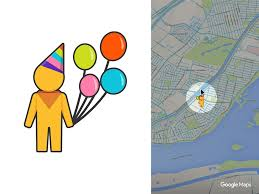 Gppgle Maps Google Maps Pegman Will Add A Birthday Hat On Your Birthday