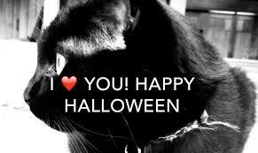 i love you happy halloween youtube