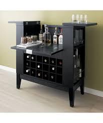 crate and barrel bar cabinet parker spirits ebony cabinet crates barrels and table frame