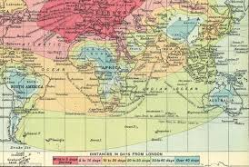 how long would it take to travel 40 light years map shows how many days it took to travel abroad in the 1900s