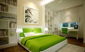 king size white painted mahogany wood low bed frame with lime