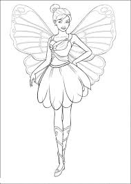 fairy coloring pictures coloring pages kids