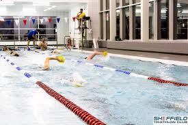 swim training and open water sheffield triathlon club