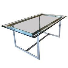 glass and chrome dining table glass and chrome dining table dining table design ideas