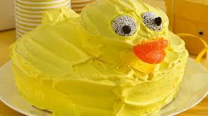 duck cake rubber ducky cake recipe bettycrocker