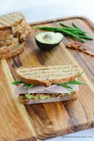 green bean turkey club sandwich a healthy life for me