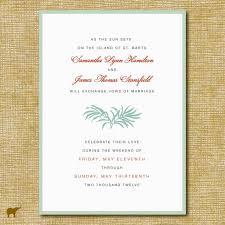 templates free casual wedding program templates wedding invitation