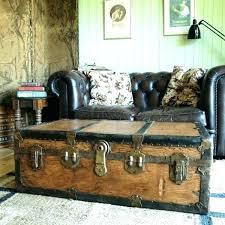 trunk coffee table diy steamer trunk coffee table steamer trunk coffee tables elegant trunk