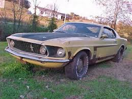 302 mustangs for sale 1969 ford 302 garage find