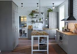 Apartment Therapy Kitchen Island 67 Best Ikea Bodbyn Grey Kitchen Images On Pinterest Kitchen