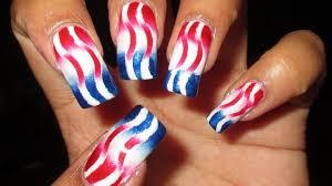 nail art patriotic nail art designs decals ideas easy