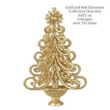 and gold ornaments on background highly