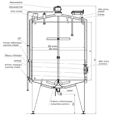 design of milk storage tank liquid storage tanks