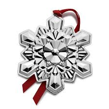 gorham silver snowflake 2016 gorham silver ornament