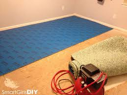 Carpeting Over Laminate Flooring How To Install Carpet Yourself