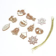 aliexpress buy 11pcs soft pottery animal snowflake