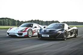 porsche mclaren p1 porsche and mclaren battle again to see which is faster the p1 or