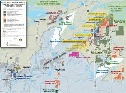 Minnesota Usa Map by Meet Twin Metals And The Biggest North Woods Mine You U0027ve Never