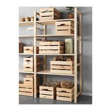Como Tener Una Fantastica Alacena Ikea Con Un Knagglig Cajón Pino Cosas Creativas Muebles De Cocina Y Cosas