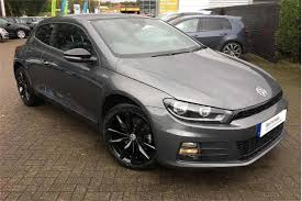 volkswagen scirocco 2016 white used 2016 volkswagen scirocco 2 0 tdi 184 bluemotion tech gt black