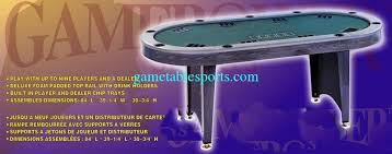 folding oval poker table 84 inches oval poker table indoor modern poker table with folding legs