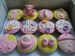 35 irresistible baby shower cupcake ideas