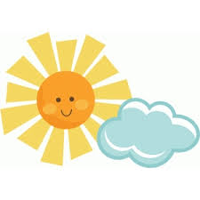 silhouette design store view design 40584 sun with cloud