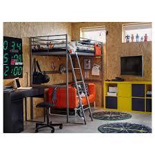 What Is Loft by Svärta Loft Bed Frame Ikea