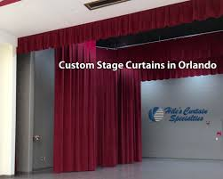 custom stage curtains in orlando hiles curtains specialties