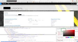 Color Image Online by Change Color Using Css Sharepoint Online Sharepoint Stack Exchange