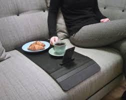 plateau de canapé canapé siège bras plateau set de table canapé table canapé siège