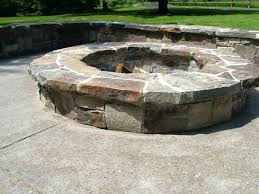 Patio Fire Pit Designs Ideas Fire Pits Fire Pits Round Stone Pit Ideas Pics Outdoor Rock
