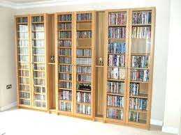 dvd cabinets with glass doors storage cabinet with glass doors kendamtbteam com