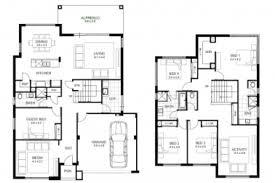 5 bedroom house plans with basement 21 5 bedroom open floor plans floor plan friday 5 bedroom
