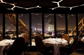restaurant le jules verne eiffel tower paris