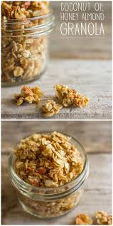 Top 10 Healthiest Granola Bars by Best 25 Healthy Granola Recipe Ideas On