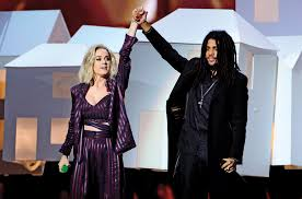 bob marley hair extensions skip marley on tackling trump with katy perry carrying on bob s