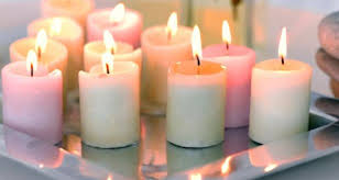 report scented candles