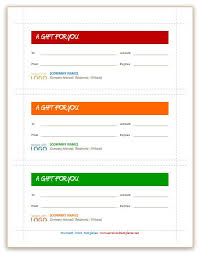 pages templates for gift certificate 12 best gift certificate template images on pinterest free gift