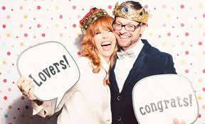 rent a photobooth renting a photo booth for your wedding hot trends of 2017