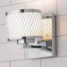 Vanity Sconce Lattice Drum Bath Vanity Light 3 Light Shades Of Light