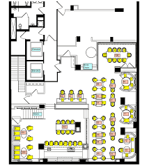 restaurant floor plan software amazing cafe and restaurant floor