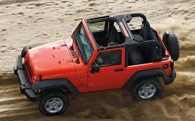 orange jeep 2016 2015 jeep wrangler capability stuns drivers knight dodge