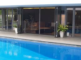 Insect Screen For French Doors - bifold screens retractable flyscreens insect screens for everyday