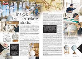 England On The World Map by Globemakers Creators Of High Quality Beautiful Handmade