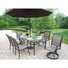 folding patio table with umbrella hole resin patio table with umbrella hole large size of dining sets