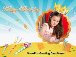 birthday card creator birthday card maker photo card maker free
