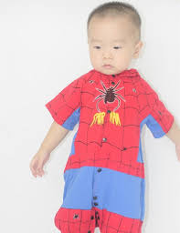 spirit halloween spiderman child cuddly superman costume boys halloween costumes young baby