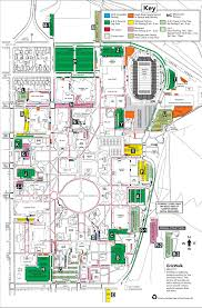 Montana City Map by Parking Maps Um Police Department University Of Montana