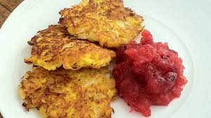 diy thanksgivukkah pumpkin latkes two ways thanksgiving recipes